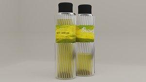 cologne bottle model