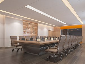 Conference room, big conference, lecture hall, lecture hall, multimedia conference room, multimedia 3D