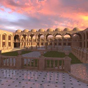Mohamed Ali Palace 3D