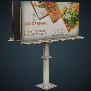 Billboard 3C 3D