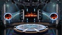 TV Studio Entertainment Set 5