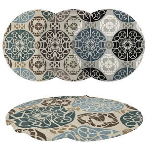 3D Rugs No 93