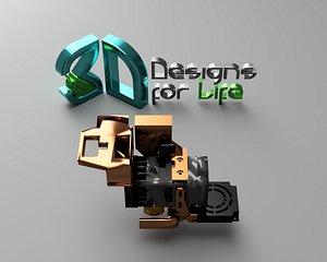 3D direct drive mount biqu