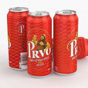 Beer Can Prvo Hrvatsko Pivo 500ml 2021 model