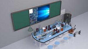 3D equipment laboratory