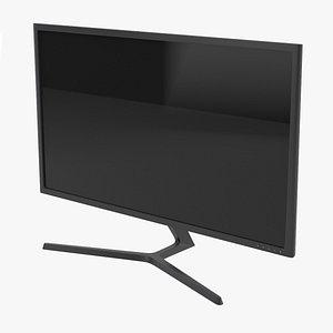 3D model Generic Monitor(1)