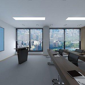 room meeting 3D