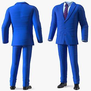 Cartoon Business Suit 3D model