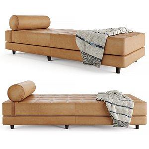 3D model sven sofa