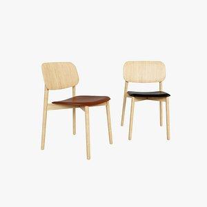 3D Soft Chair