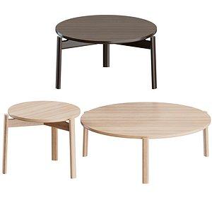 menu passage table model