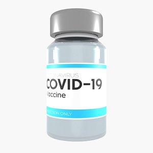 3D vaccine model