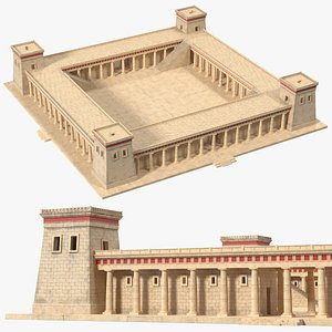 3D Lighthouse of Alexandria Foundation