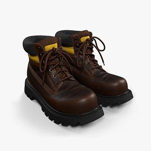 Boots(1) 3D model