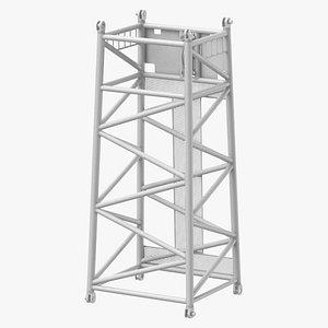 crane sl reducing section 3D