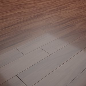 3D pbr vinyl wood flooring