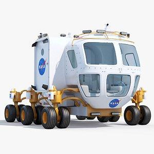 3D Rover NASA SEV model