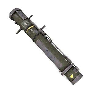 3D rocket launcher
