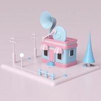 Music Store 03