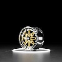 WORK EQUIP 03 Car wheel