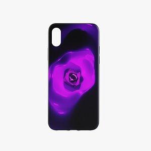 iPhone XS Case 13 3D model