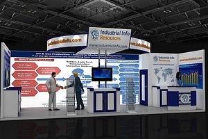 exhibition resources 3D