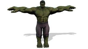 Hulk Age of Ultron 3D