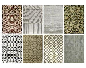 Carpet The Rug Company vol 51 3D model