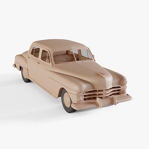 chrysler new yorker 3D model