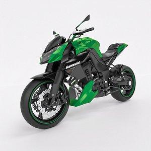 3D model Kawasaki  Z1000