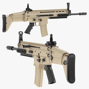 3D FN SCAR
