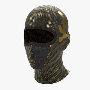 3D model fabric mask