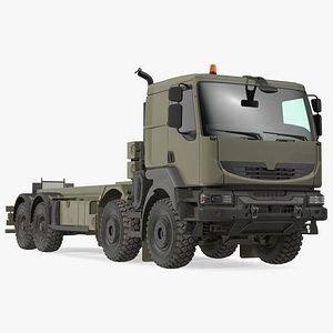 Heavy Utility Truck 8x8 model