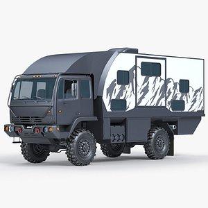 Camper Truck Hunter RMV Predator model
