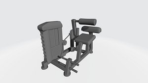 trainer pendulum 3D