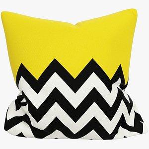 3D model Sofa Pillow V35