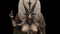 Statue of Baphomet