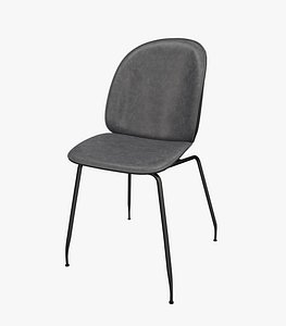 Chair Beetle PU 3D model