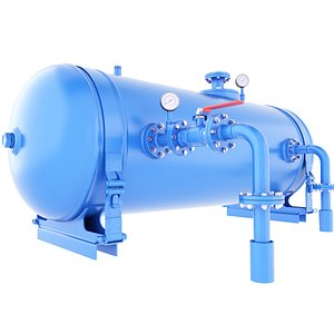 3D pressure air