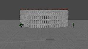 colosseum 3D