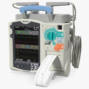 Philips HeartStart MRx for Hospital 3D