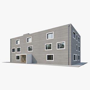 Apartment House 017 model