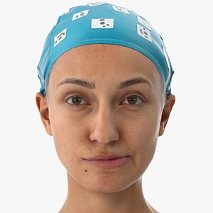 joy human head jaw 3D