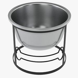 bowl pet 3D model