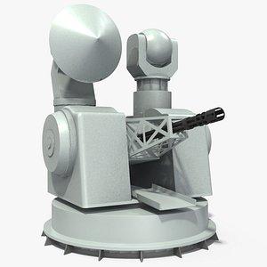 Type 730 CIWS model