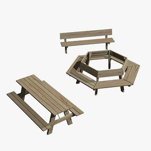 Urban pack furniture 2