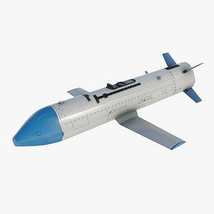 uav aircraft ucav 3D model