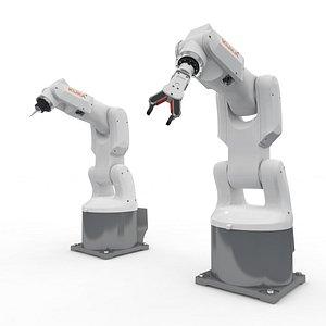 Robot Arm Kuka Agilus KR3 540 model