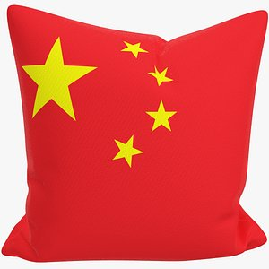 Sofa Pillow V43 3D
