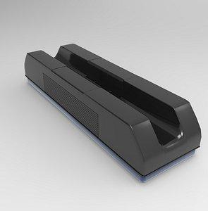 Duster 3D model